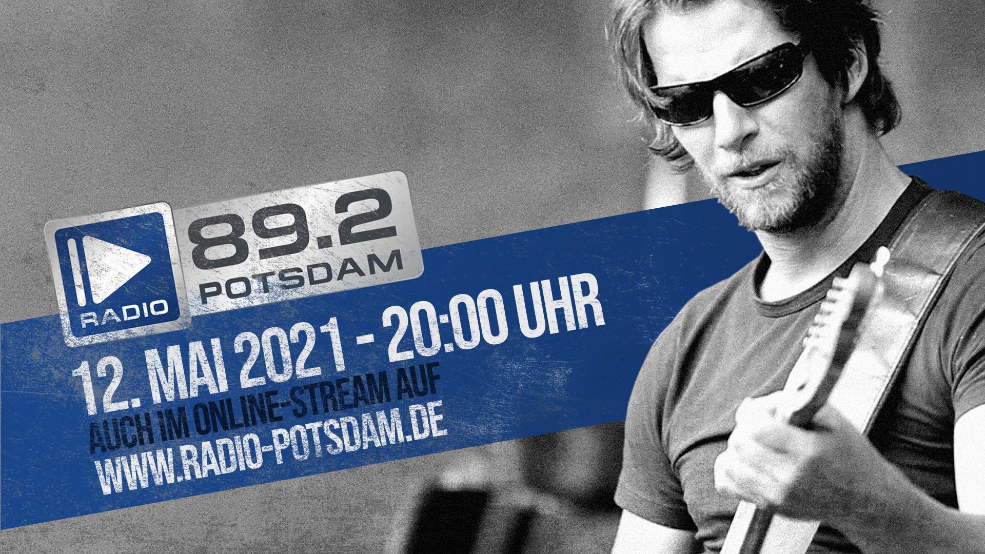 Wricke bei Radio Potsdam